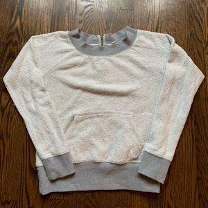FINAL PRICE   cozy fuzzy ROXY pullover sweatshirt